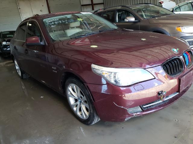 BMW Vehiculos salvage en venta: 2010 BMW 535 XI