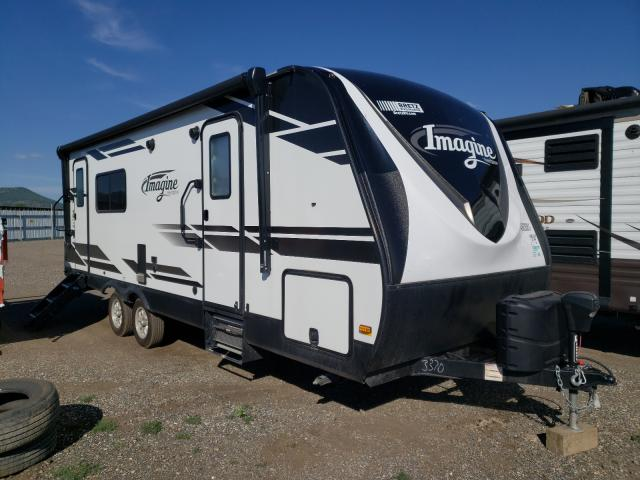 Imag salvage cars for sale: 2020 Imag Trailer