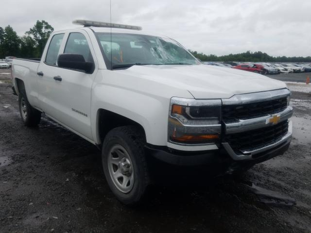 Salvage cars for sale from Copart Lumberton, NC: 2016 Chevrolet Silverado