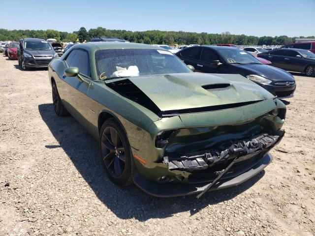 Salvage cars for sale at Conway, AR auction: 2021 Dodge Challenger