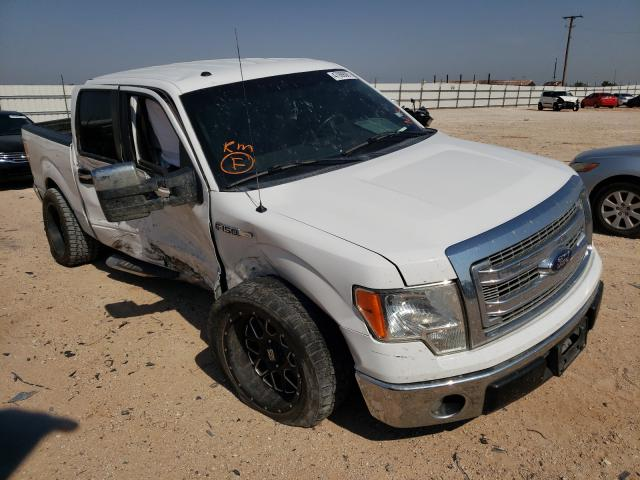 Salvage 2014 FORD F-150 - Small image. Lot 47989081