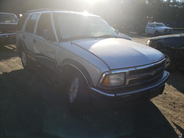 Chevrolet Blazer salvage cars for sale: 1995 Chevrolet Blazer