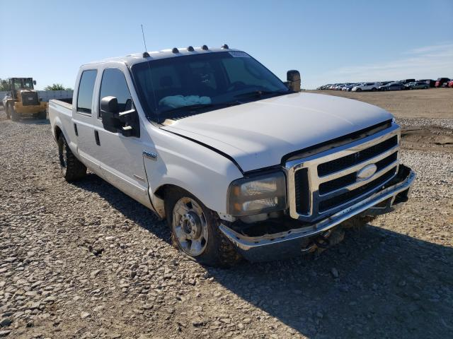 Salvage cars for sale from Copart Louisville, KY: 2005 Ford F250 Super