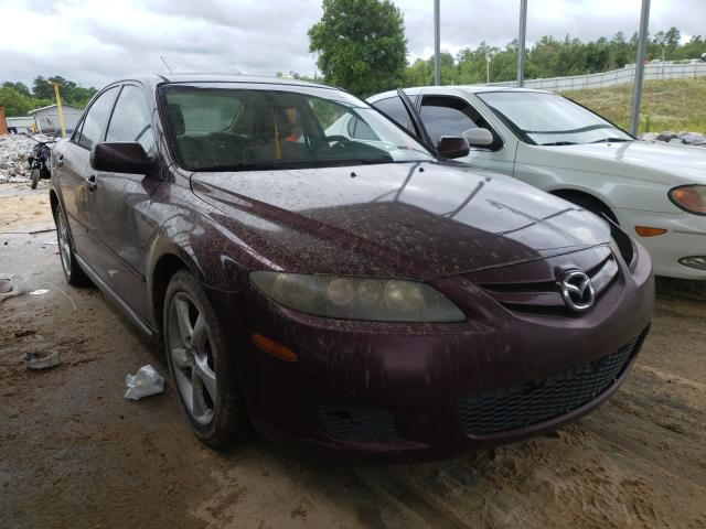 Mazda 6 salvage cars for sale: 2008 Mazda 6