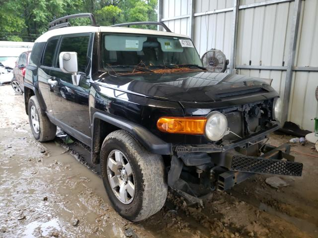 Salvage cars for sale at Midway, FL auction: 2008 Toyota FJ Cruiser