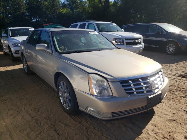 Cadillac Vehiculos salvage en venta: 2006 Cadillac DTS