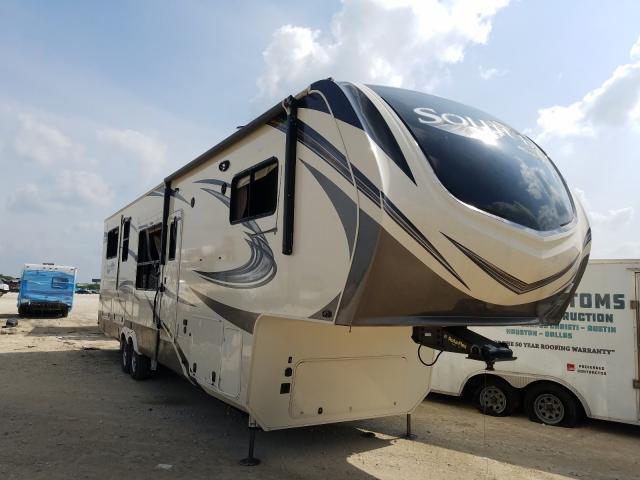 Soli salvage cars for sale: 2019 Soli Travel Trailer