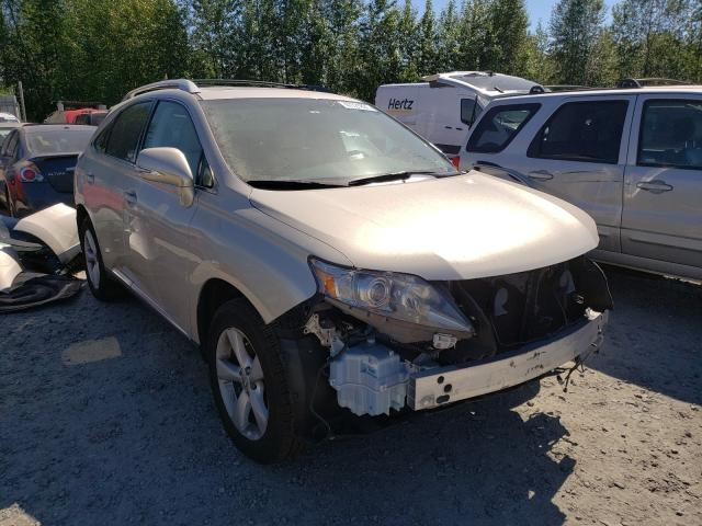 Salvage cars for sale from Copart Arlington, WA: 2012 Lexus RX 350