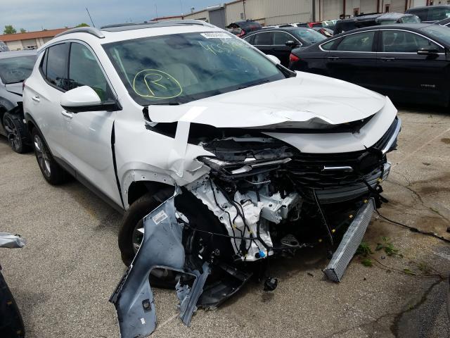 Buick Vehiculos salvage en venta: 2021 Buick Encore GX