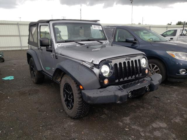 Salvage cars for sale from Copart Pennsburg, PA: 2014 Jeep Wrangler S