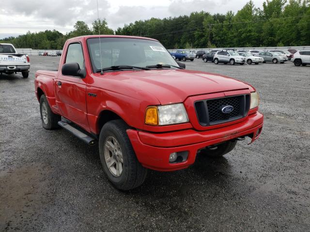 Ford Ranger salvage cars for sale: 2004 Ford Ranger
