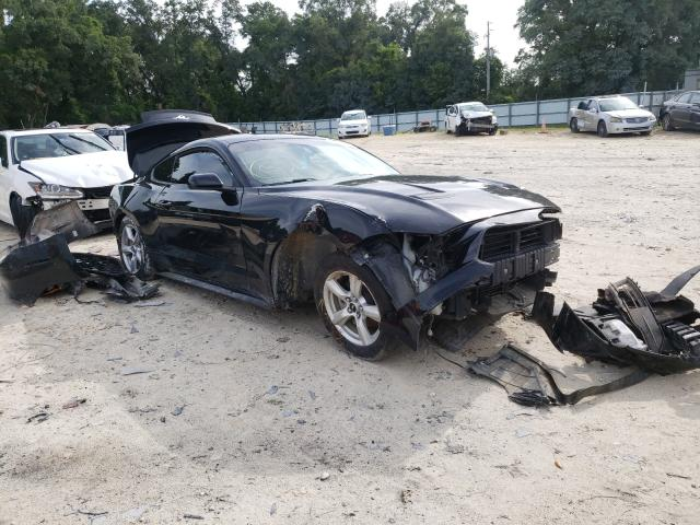 Salvage cars for sale from Copart Ocala, FL: 2019 Ford Mustang
