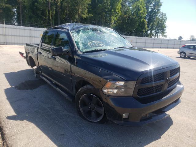 Dodge 1500 salvage cars for sale: 2017 Dodge 1500