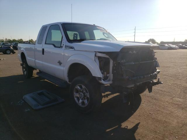 Salvage cars for sale from Copart Denver, CO: 2016 Ford F250 Super