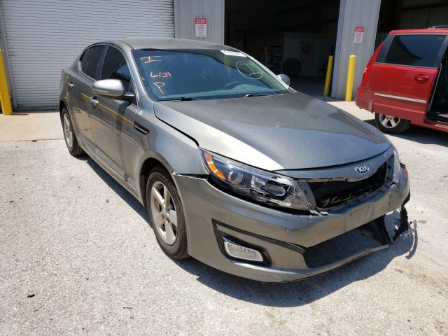 Salvage cars for sale from Copart Rogersville, MO: 2015 KIA Optima LX
