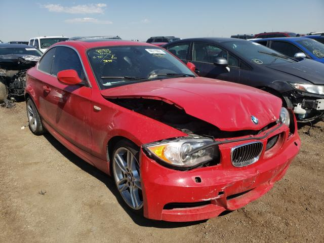 Salvage cars for sale from Copart Brighton, CO: 2011 BMW 135 I