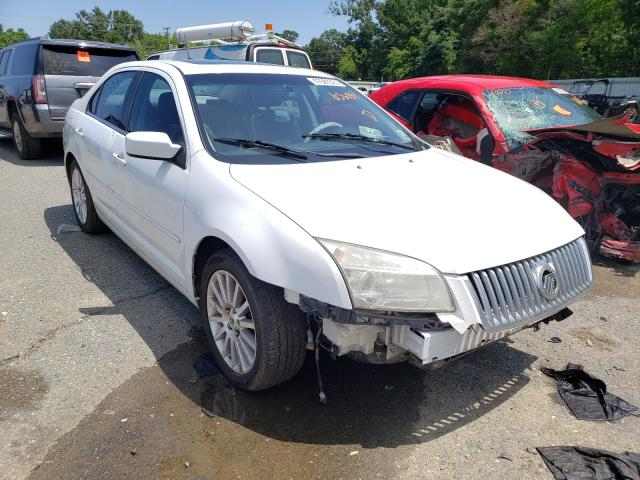 Salvage cars for sale from Copart Shreveport, LA: 2007 Mercury Milan Premium