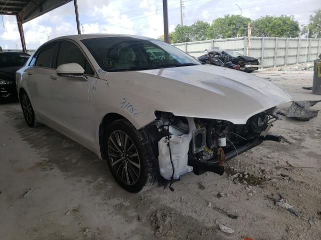 Lincoln salvage cars for sale: 2019 Lincoln MKZ Reserv