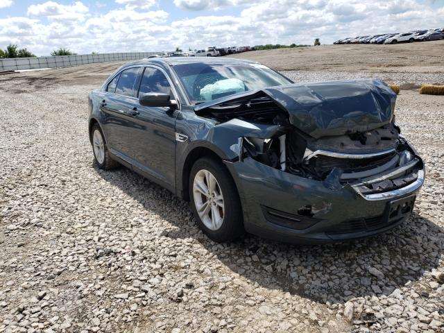 Salvage cars for sale from Copart Earlington, KY: 2016 Ford Taurus SEL