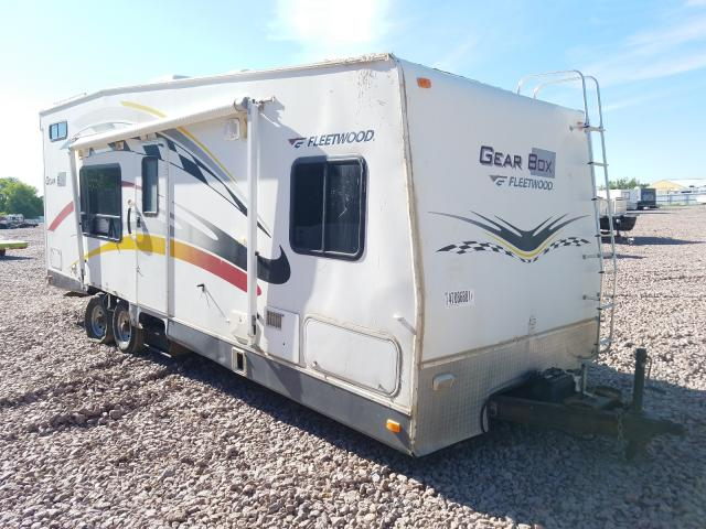 Gear salvage cars for sale: 2005 Gear Trailer