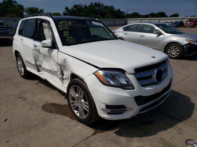 Salvage cars for sale from Copart Wilmer, TX: 2014 Mercedes-Benz GLK 350