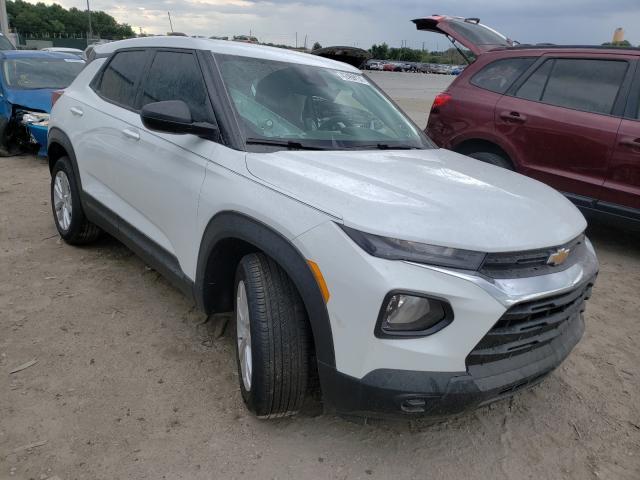 Salvage cars for sale from Copart Apopka, FL: 2021 Chevrolet Trailblazer