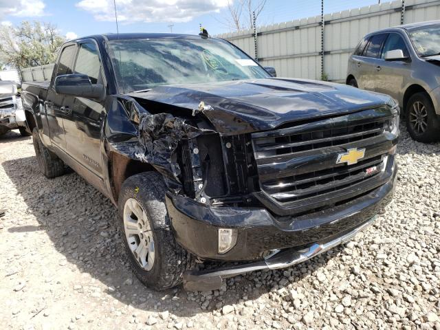 Salvage cars for sale from Copart Appleton, WI: 2016 Chevrolet Silverado