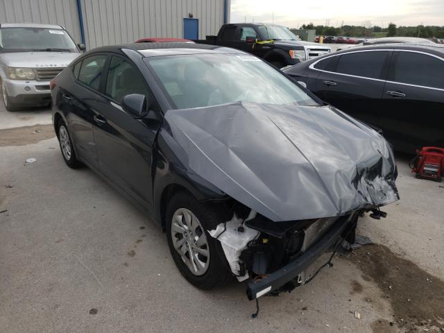 Salvage cars for sale from Copart Apopka, FL: 2020 Hyundai Elantra SE