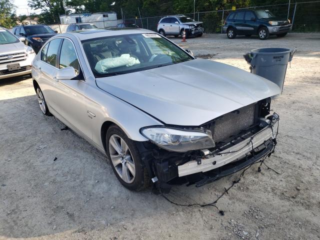 BMW Vehiculos salvage en venta: 2012 BMW 528 XI
