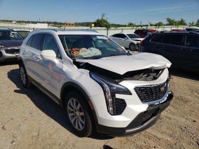 Vehiculos salvage en venta de Copart Kansas City, KS: 2020 Cadillac XT4 Premium