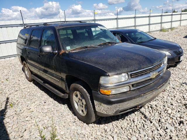 Salvage cars for sale from Copart Appleton, WI: 2004 Chevrolet Suburban