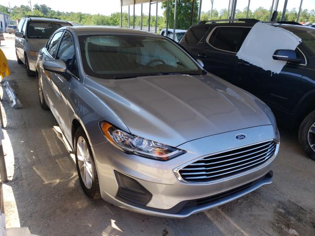 Ford salvage cars for sale: 2020 Ford Fusion SE