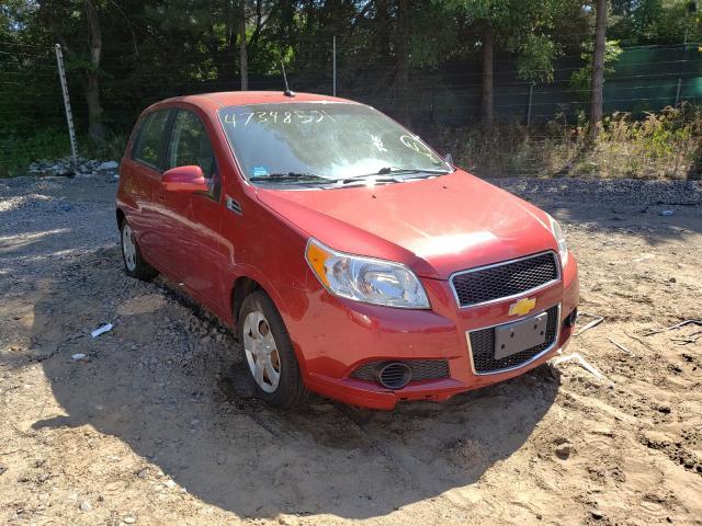2011 Chevrolet Aveo LS en venta en Ham Lake, MN