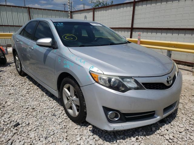 Salvage cars for sale from Copart Haslet, TX: 2014 Toyota Camry L