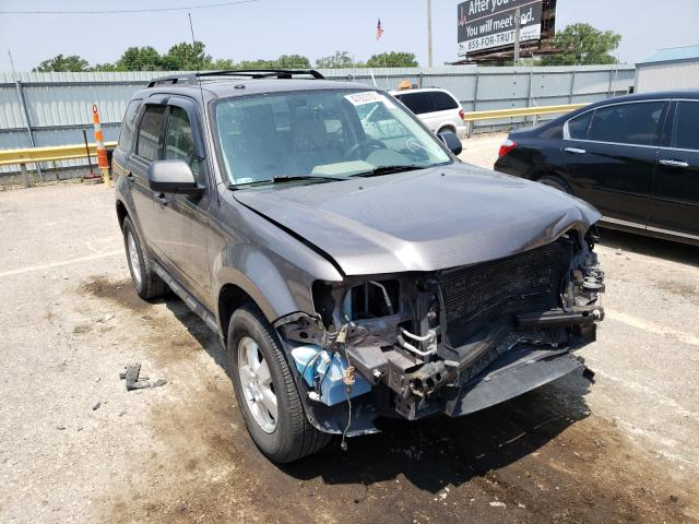 Salvage cars for sale from Copart Wichita, KS: 2012 Ford Escape XLT