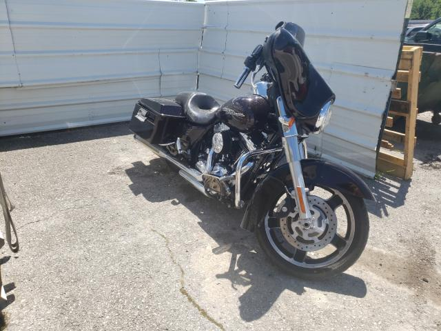 Salvage motorcycles for sale at Prairie Grove, AR auction: 2011 Harley-Davidson Flhx