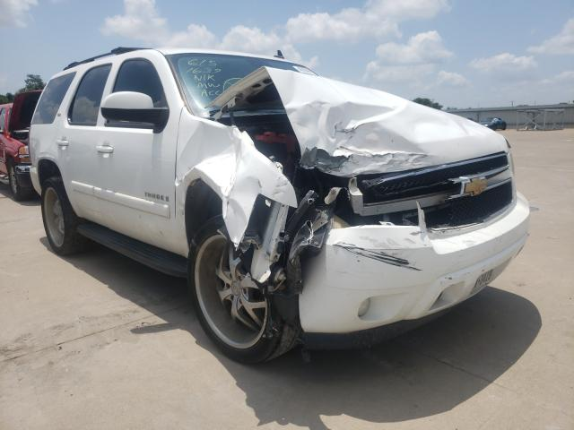 Salvage cars for sale from Copart Wilmer, TX: 2007 Chevrolet Tahoe C150