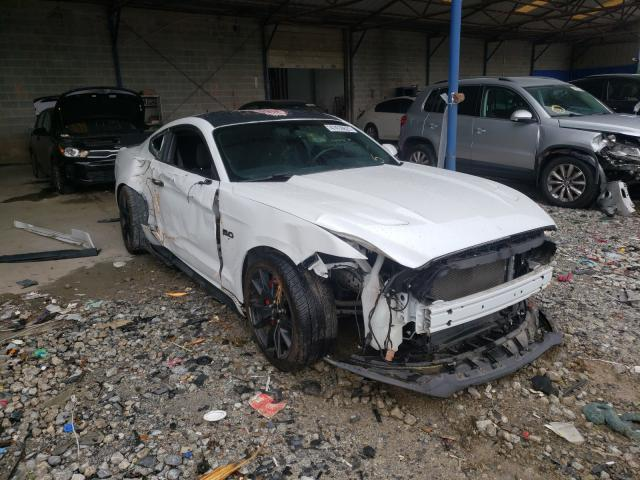 Salvage 2017 FORD MUSTANG - Small image. Lot 47418621