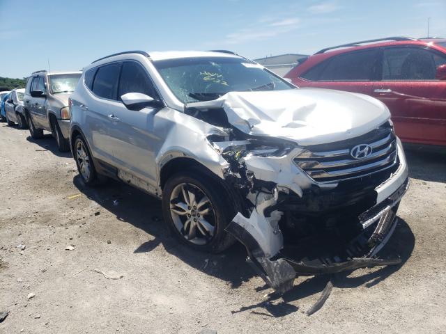 Hyundai Santa FE salvage cars for sale: 2013 Hyundai Santa FE