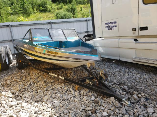 Salvage cars for sale from Copart Hurricane, WV: 1996 Stratos Boat