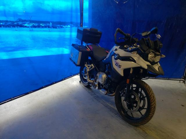 BMW salvage cars for sale: 2020 BMW F 750 GS
