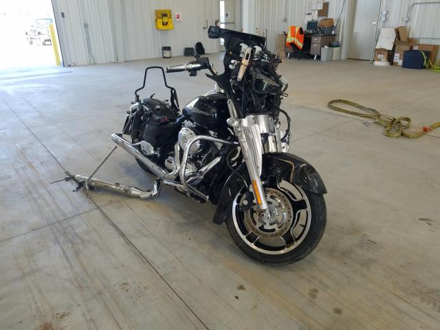 Salvage cars for sale from Copart Avon, MN: 2013 Harley-Davidson Flhx Street
