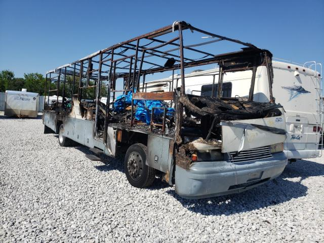 Salvage cars for sale from Copart Greenwood, NE: 1995 Tiffin Motorhomes Inc Allegro