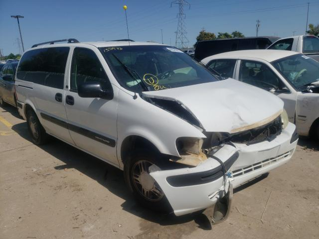 Salvage 2004 CHEVROLET VENTURE - Small image. Lot 46326301