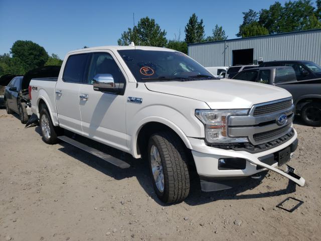Vehiculos salvage en venta de Copart Portland, OR: 2019 Ford F150 Super
