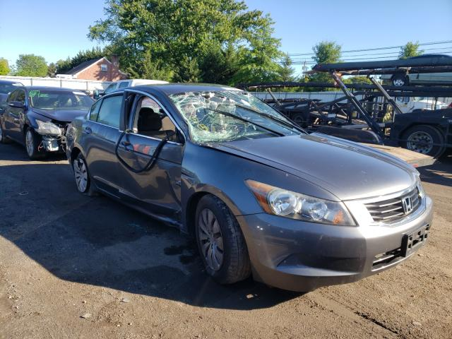 Salvage cars for sale at Finksburg, MD auction: 2009 Honda Accord LX