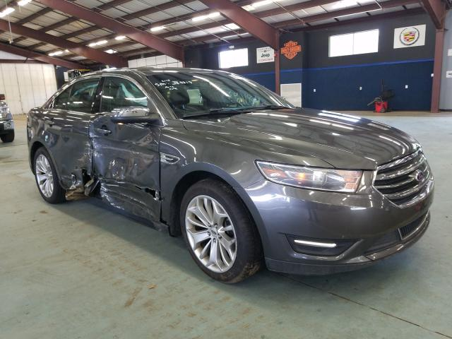 Salvage cars for sale from Copart East Granby, CT: 2015 Ford Taurus LIM