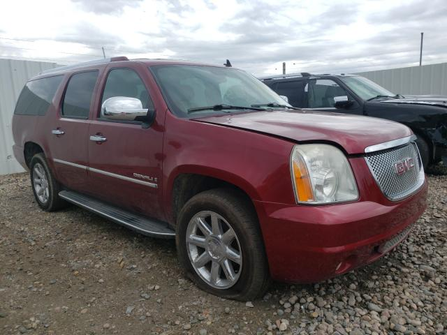 Salvage cars for sale from Copart Lansing, MI: 2009 GMC Yukon XL D