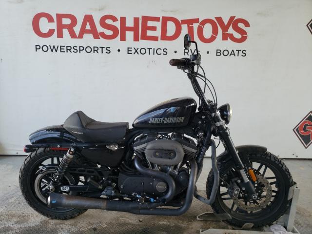 Vehiculos salvage en venta de Copart Riverview, FL: 2016 Harley-Davidson XL1200 CX