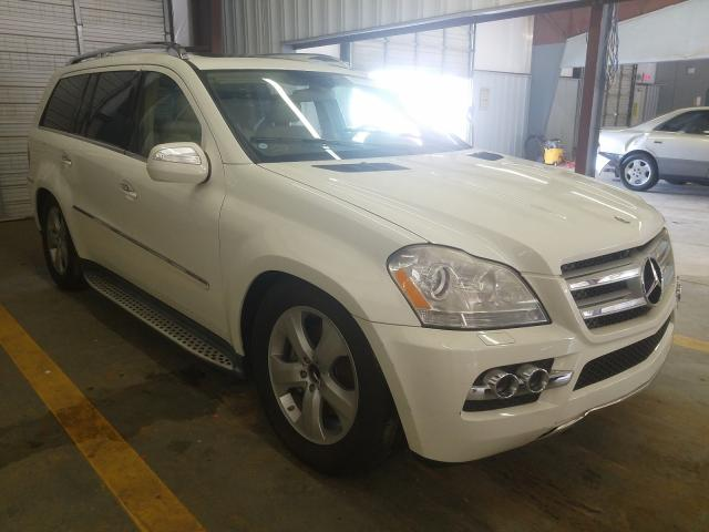 Salvage cars for sale from Copart Mocksville, NC: 2010 Mercedes-Benz GL 450 4matic